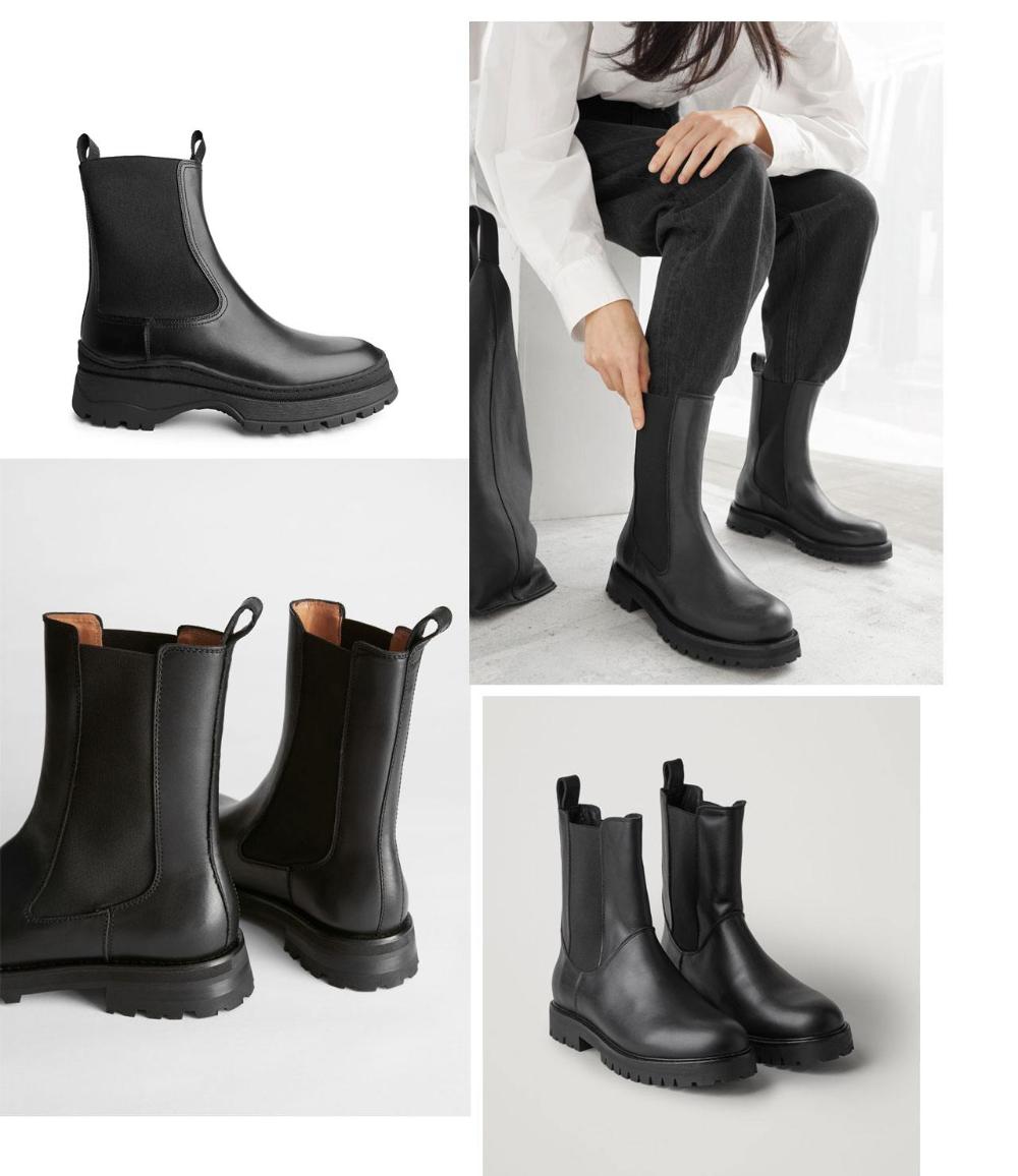 snygga chelsea boots