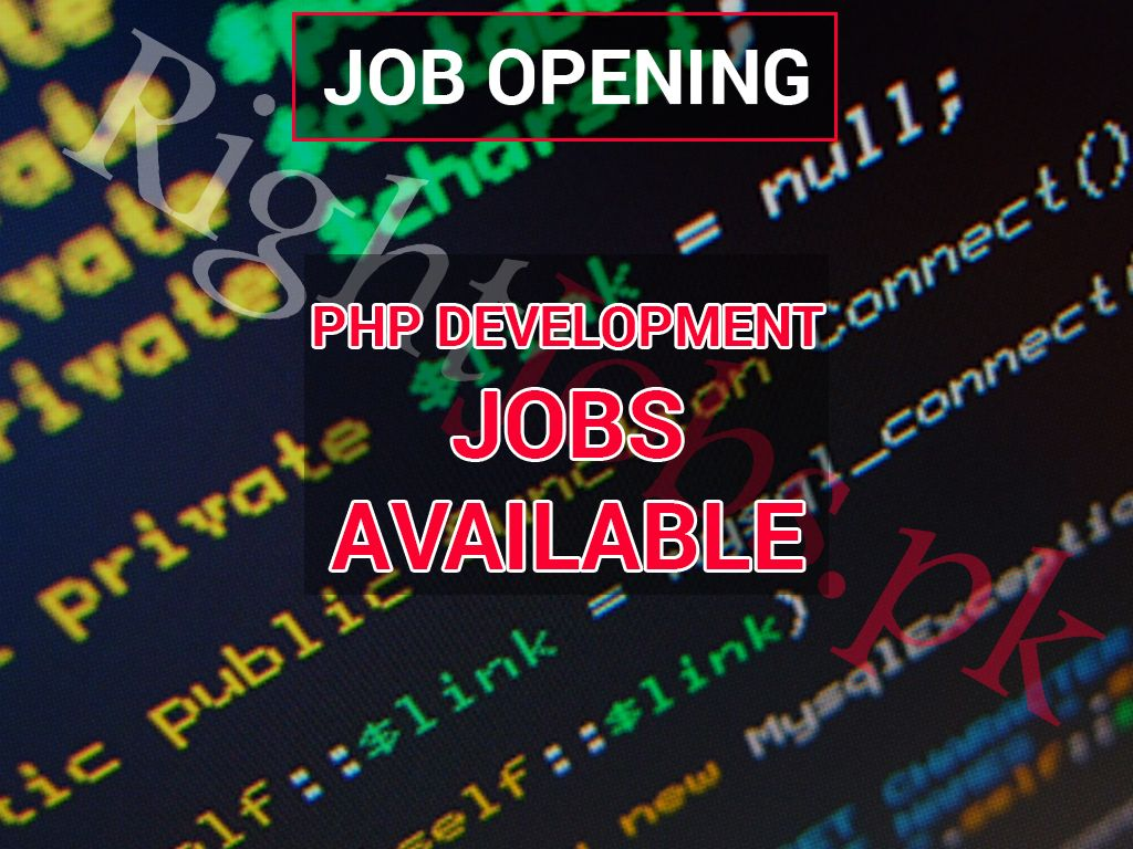 Senior PHP Software Engineer Required Location