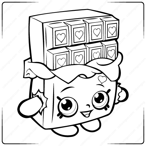 Free Printable Shopkins Coloring Pages Shopkins Coloring Pages Free  Printable, Shopkin Coloring Pages, Cartoon Coloring Pages