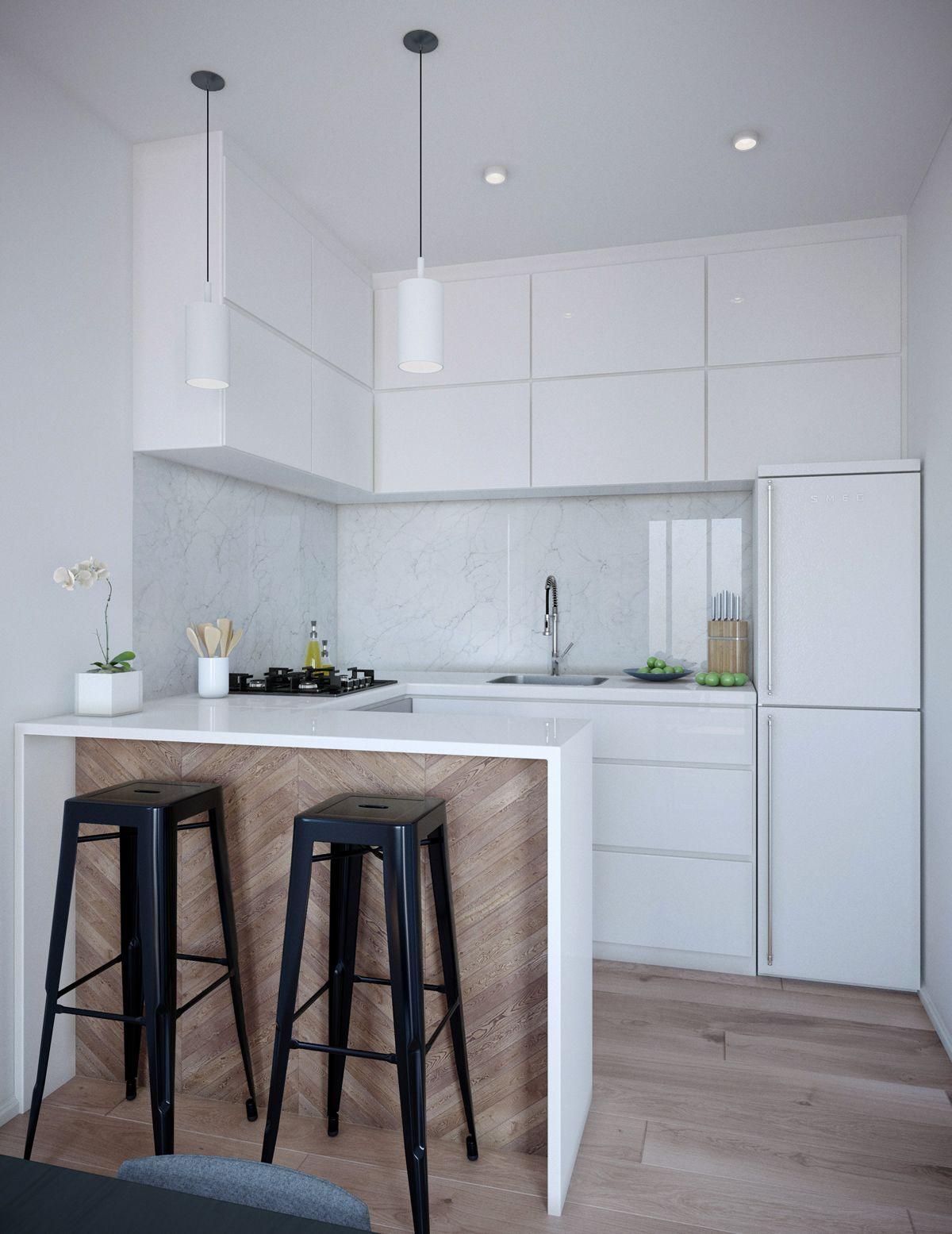 Flat Kitchen Designs: Pin By Eszter Boros On Kitchen