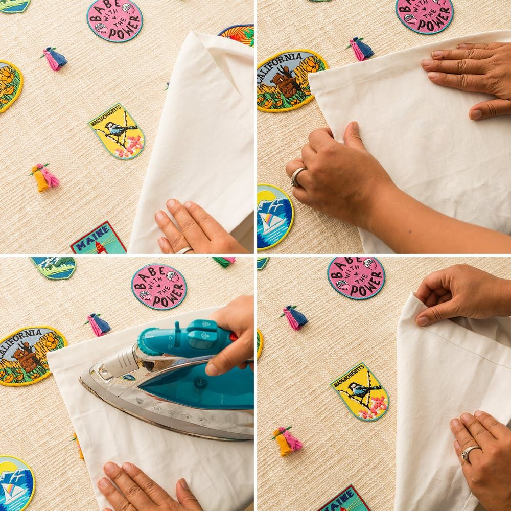 How to Make a DIY Patch Blanket in Under an Hour Diy