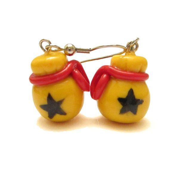 Animal Crossing Bag of Bells Earrings
