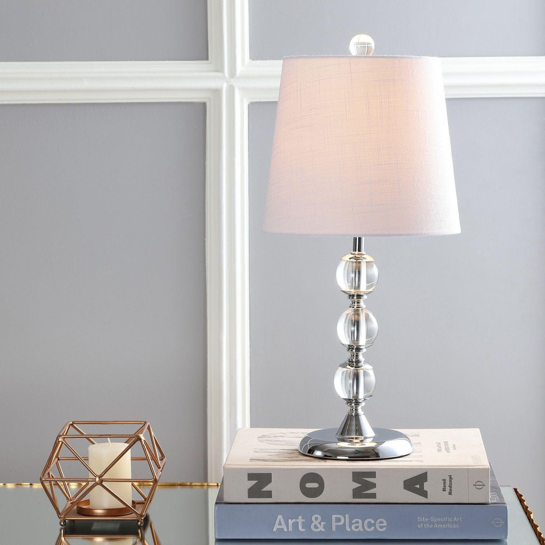 Mario 20 Crystal Mini Led Table Lamp