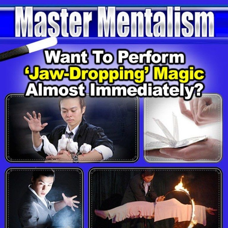 5 Best Mentalism Mind Reading Learning Courses Pouted Com Mind Reading Tricks Magic Tricks How To Do Magic