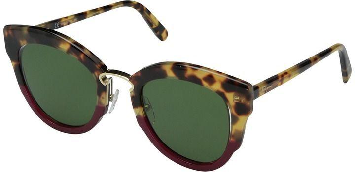 Salvatore Ferragamo SF830S Fashion Sunglasses