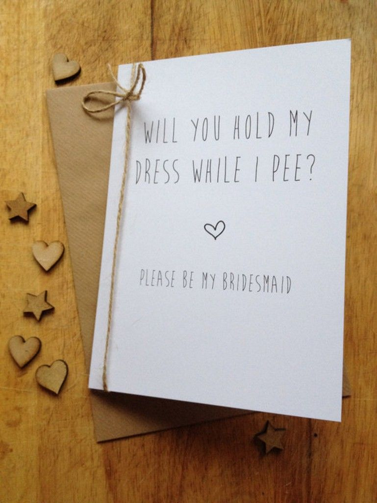 Special Ways To Ask Your Friends to Be your Bridesmaids   Wedding ...