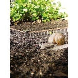 Schneckenzaun Schneckenabwehr - Sehr wirksam ohne Gift #bonsaiplants