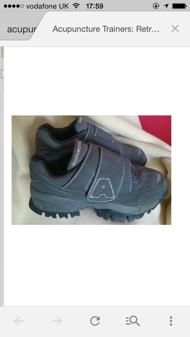451760475 I loved my 90's Acupuncture trainers | Screenshots | Shoes, Hiking ...