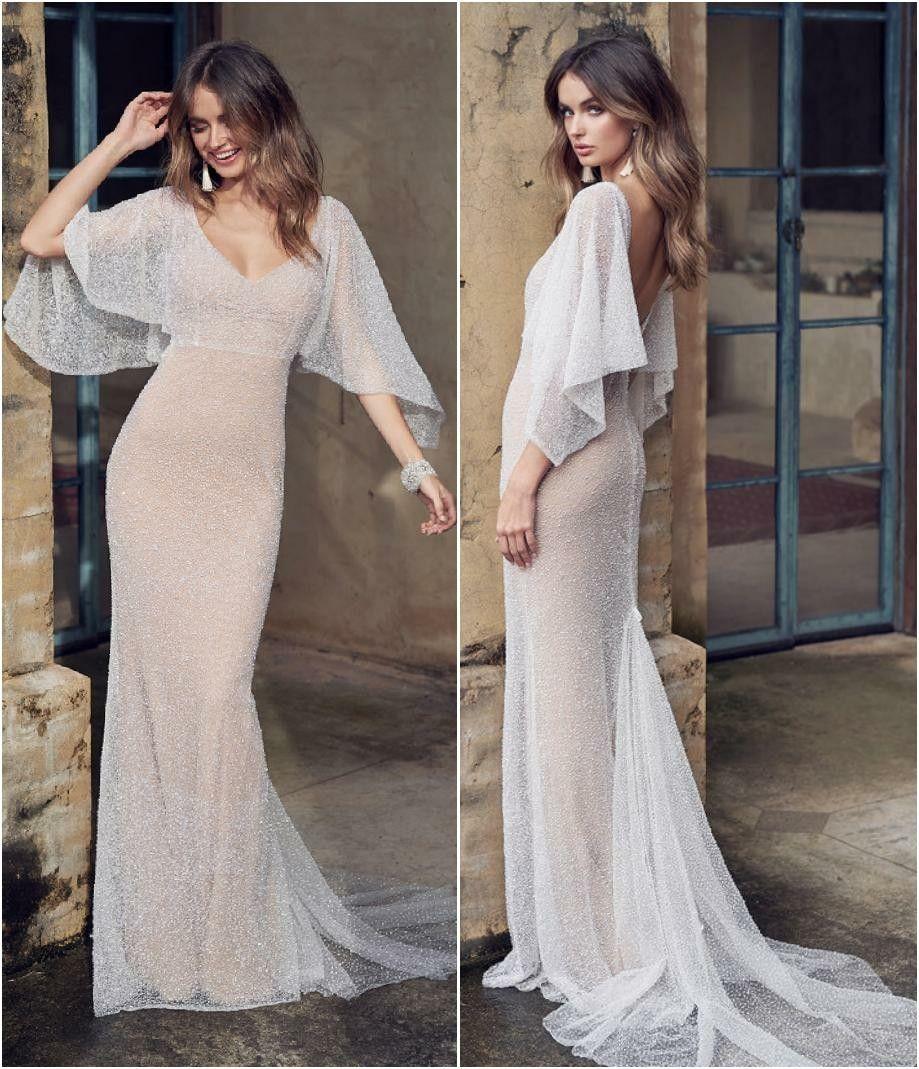 Anna Campbell 2019 Wedding Dresses: Wedding Dress By Anna Campbell - Style #Wanda