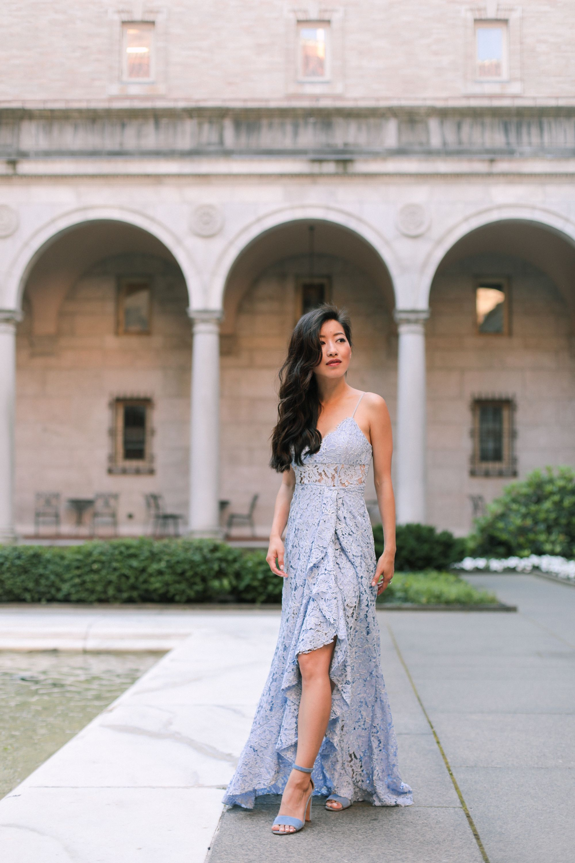Wedding Anniversary Family Photos At Boston Public Library Wedding Guest Outfit Petite Evening Dresses Black Tie Wedding Guests [ 3000 x 2000 Pixel ]