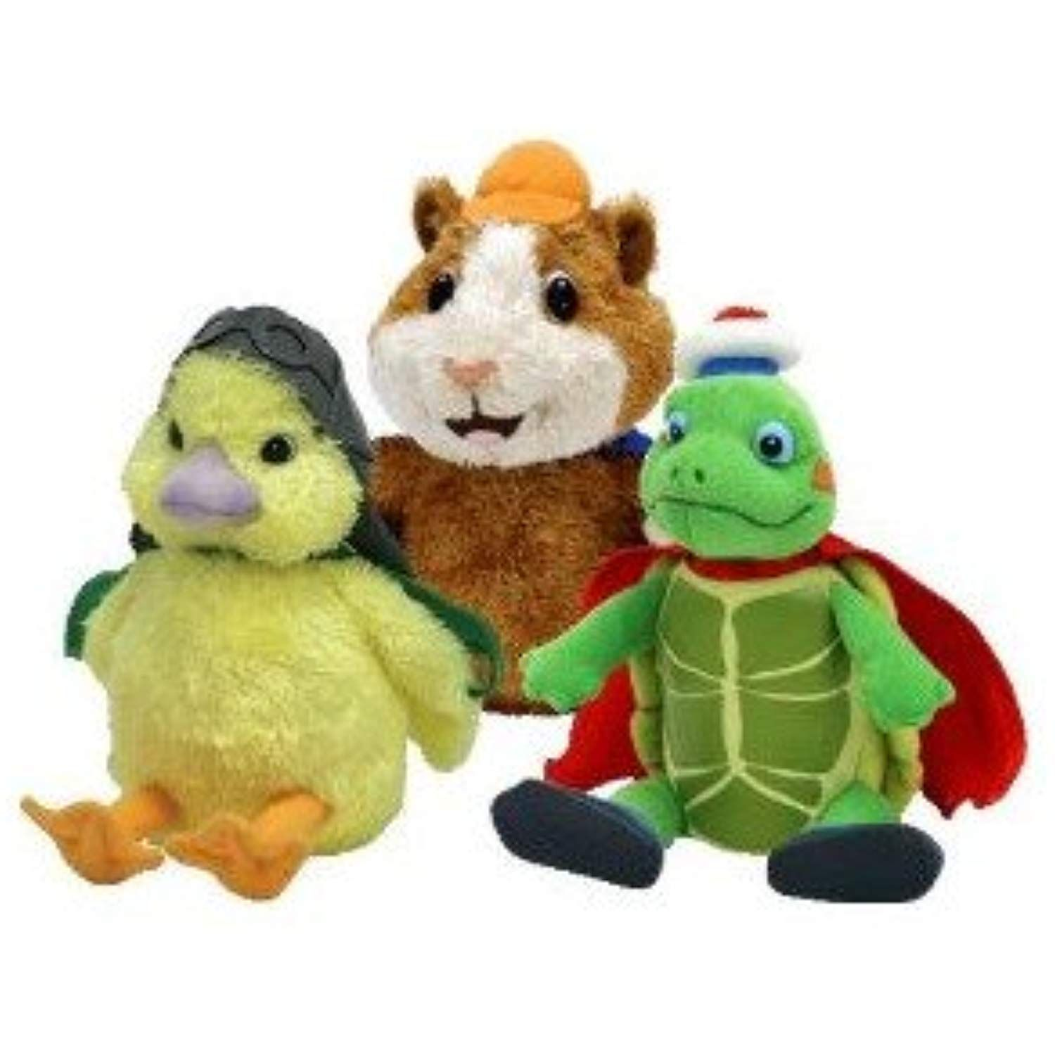 Beanie Babies Wonder Pets Tuck Linny And Ming Ming Pack Of 3 You Can Get Additional Details At The Image Link This Is Wonder Pets Baby Beanie Ty Babies