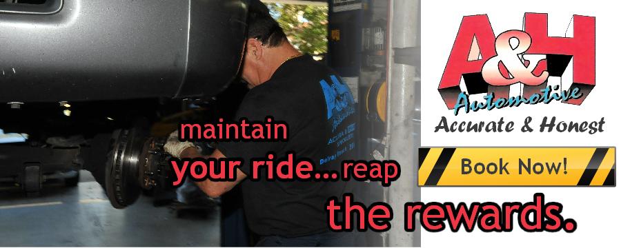 A&H Automotive Acura & Honda Repairs & Service Delray