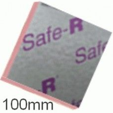 100mm Xtratherm Phenolic Insulation Board Enhanced Fire Performance Insulation Board Rigid Insulation Roof Insulation