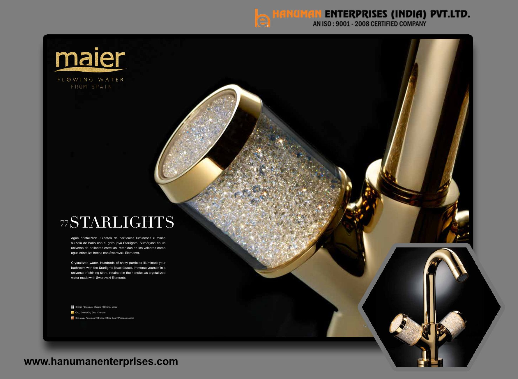 Starlights by Maier. The ultimate in