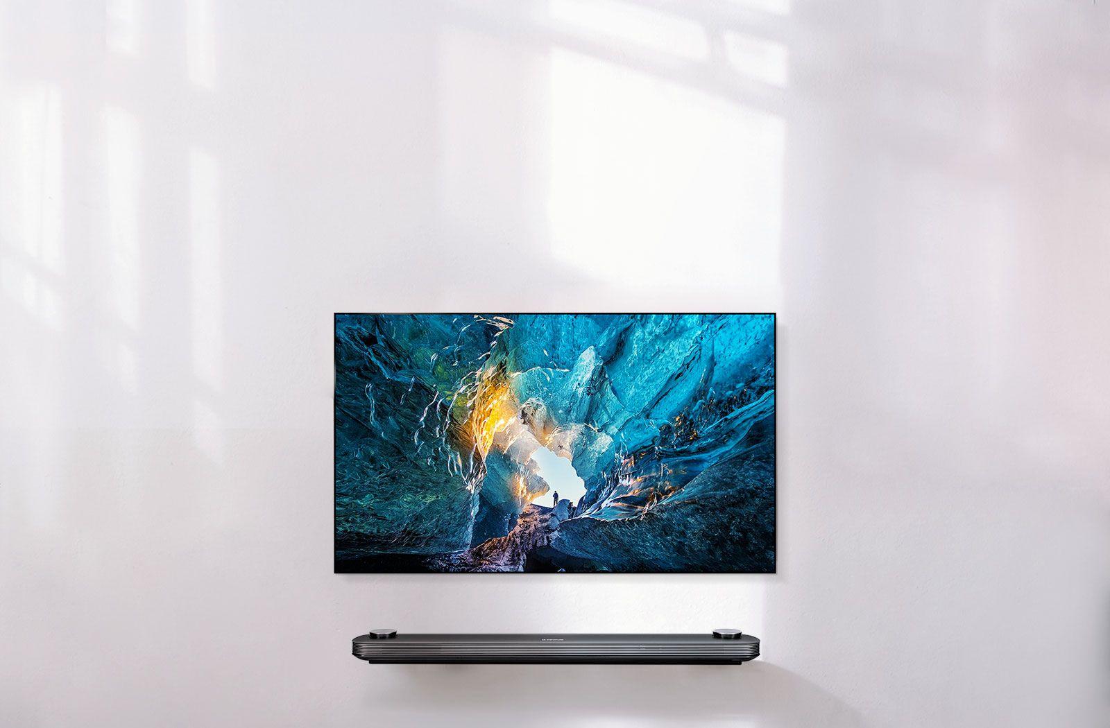 LG SIGNATURE OLED TV W 4K HDR Smart TV 65'' Class (64