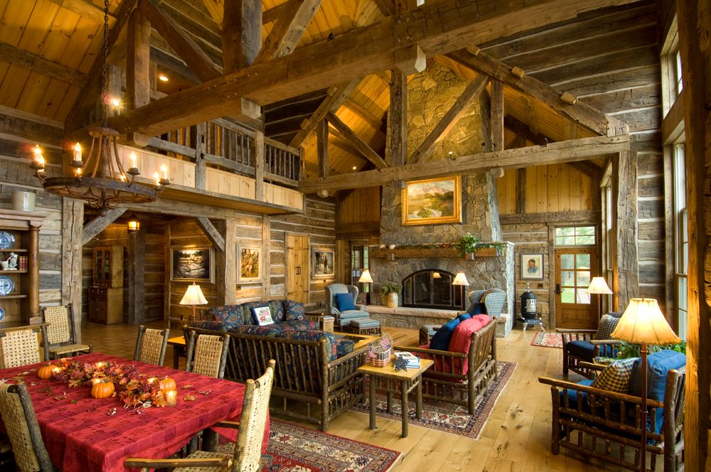Welcome to Big Wood Timber Frames Inc.   Reclaimed Wood   Timber ...