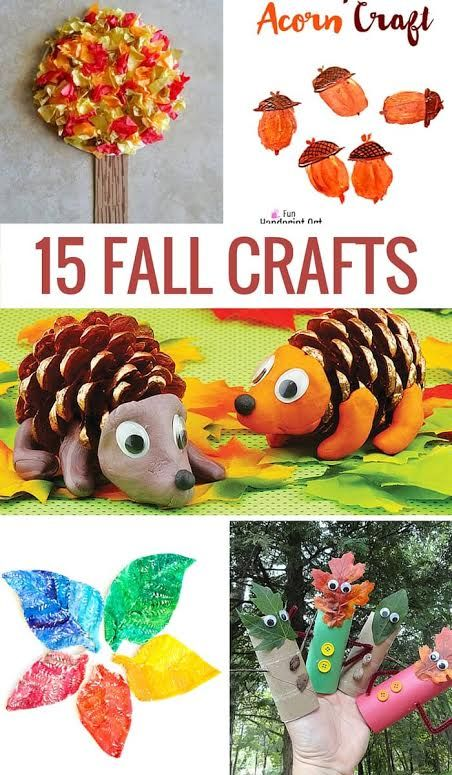 Looking To Celebrate Fall With Some Fun Fall Crafts With Your Kids