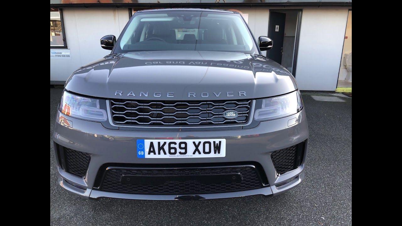 eCarLease UK Video Blog Range Rover Sport 2.0 P400e HSE