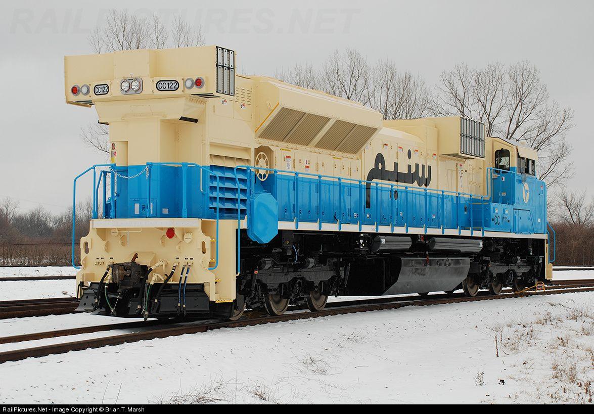 RailPictures.Net Photo: CC122 Société Nationale Industrielle et Minière (SNIM) EMD SD70ACs at Muncie, Indiana by Brian T. Marsh
