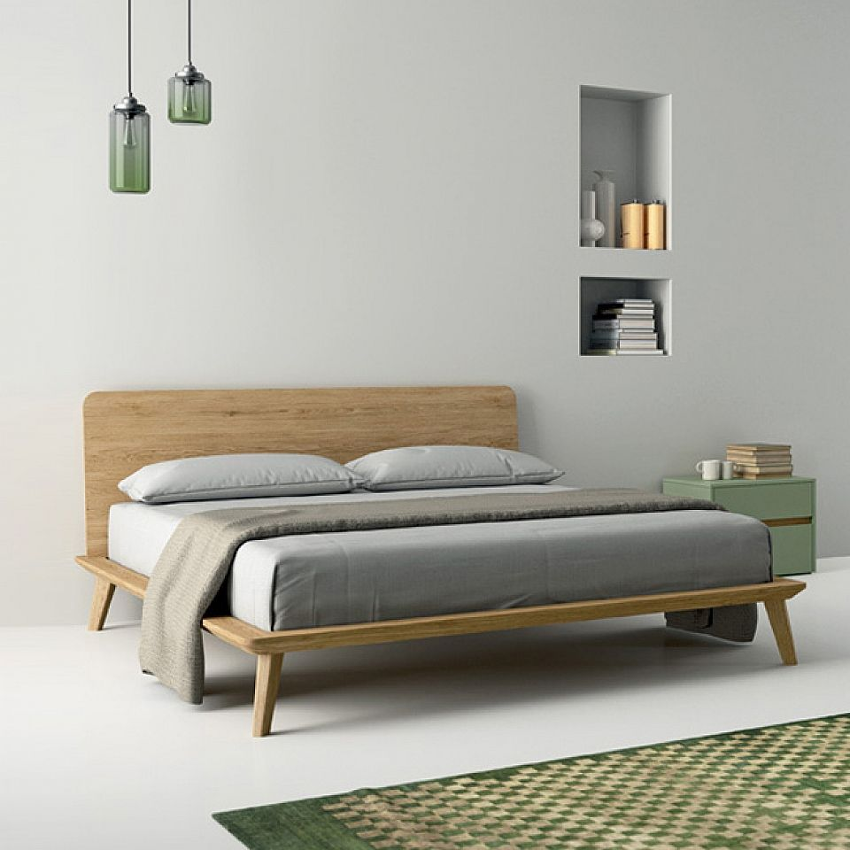 Contemporary Italian Bedroom Bed Design Minimalist Bed Double Bed Designs Latest minimalist wooden bedroom
