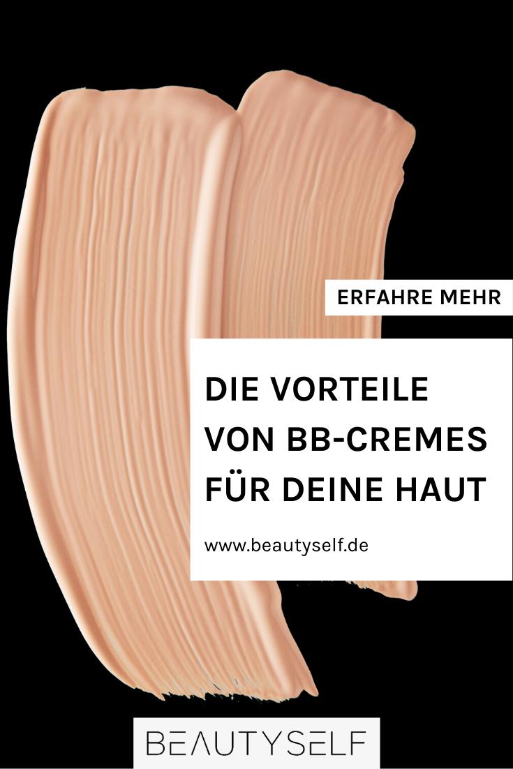 Die Vorteile von BB-Cremes für deine Haut. Jetzt alles darüber erfahren und die besten Produkte bei BEAUTYSELF dafür shoppen! #hautpflege #gesichtspflege #gesicht #tipps #skincare #bbcream #bbcreme