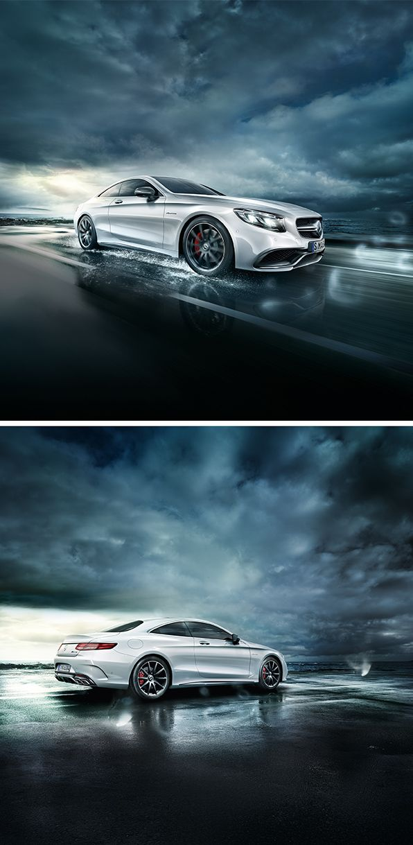 Classic proportions of a large sporty coupé coupled with high tech and modern luxury: The Mercedes-Benz S-Class Coupé.