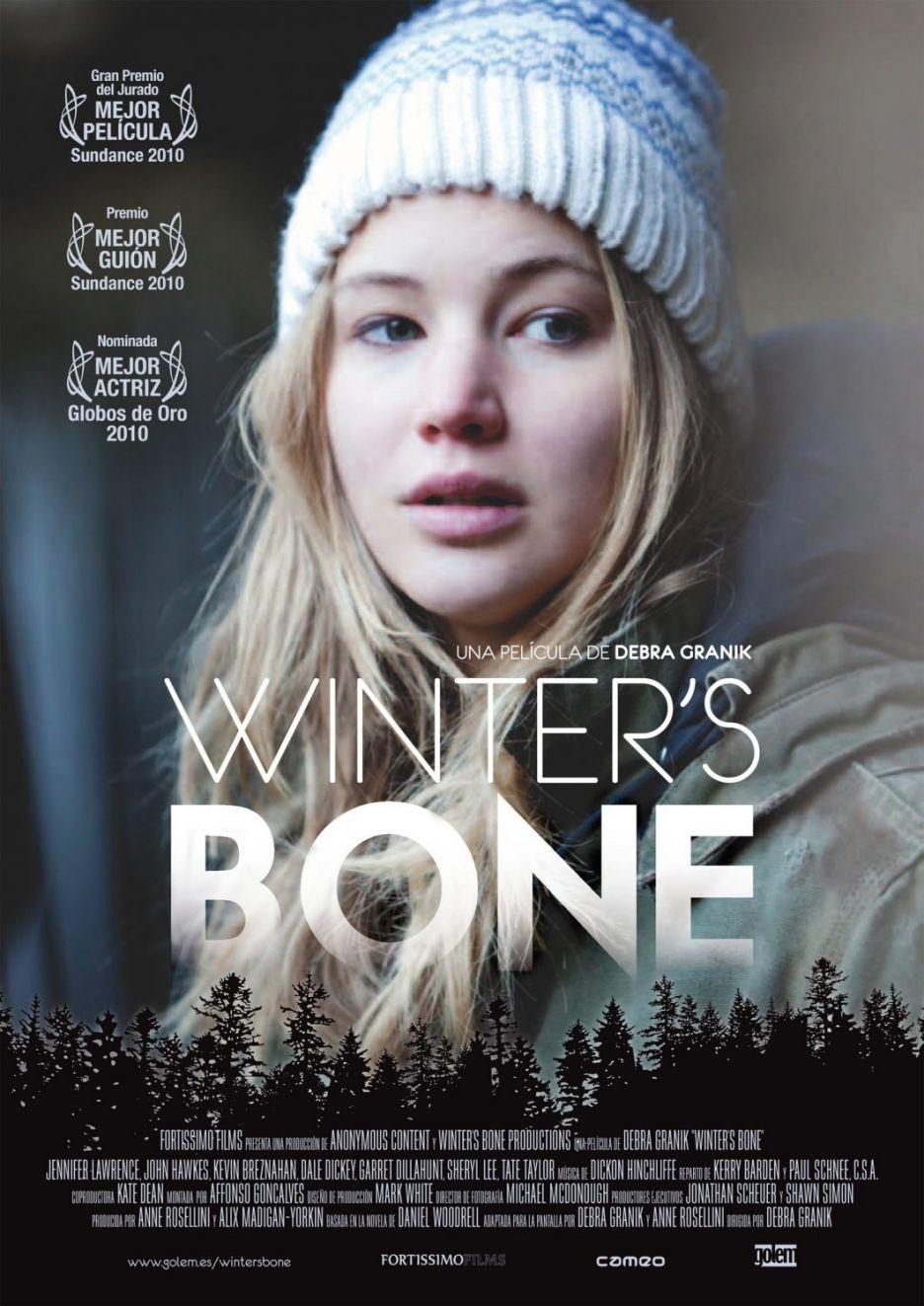 Winter's Bone lol appropriate title eveninthewinter