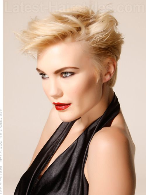 Elegant Pixie Cut With Bangs Going Back For 2014 The Pixie Cut 15 Awesome Looks That Ll Make