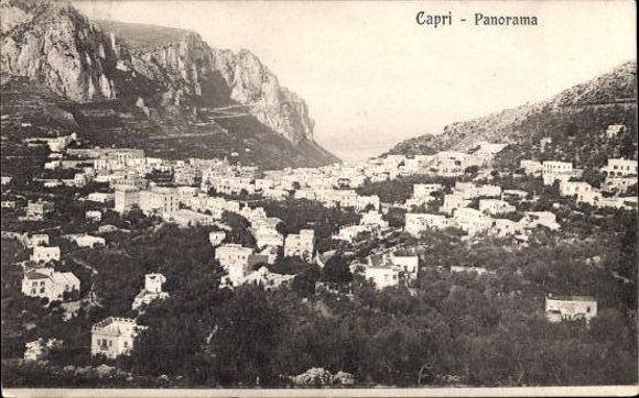 Capri. Panorama