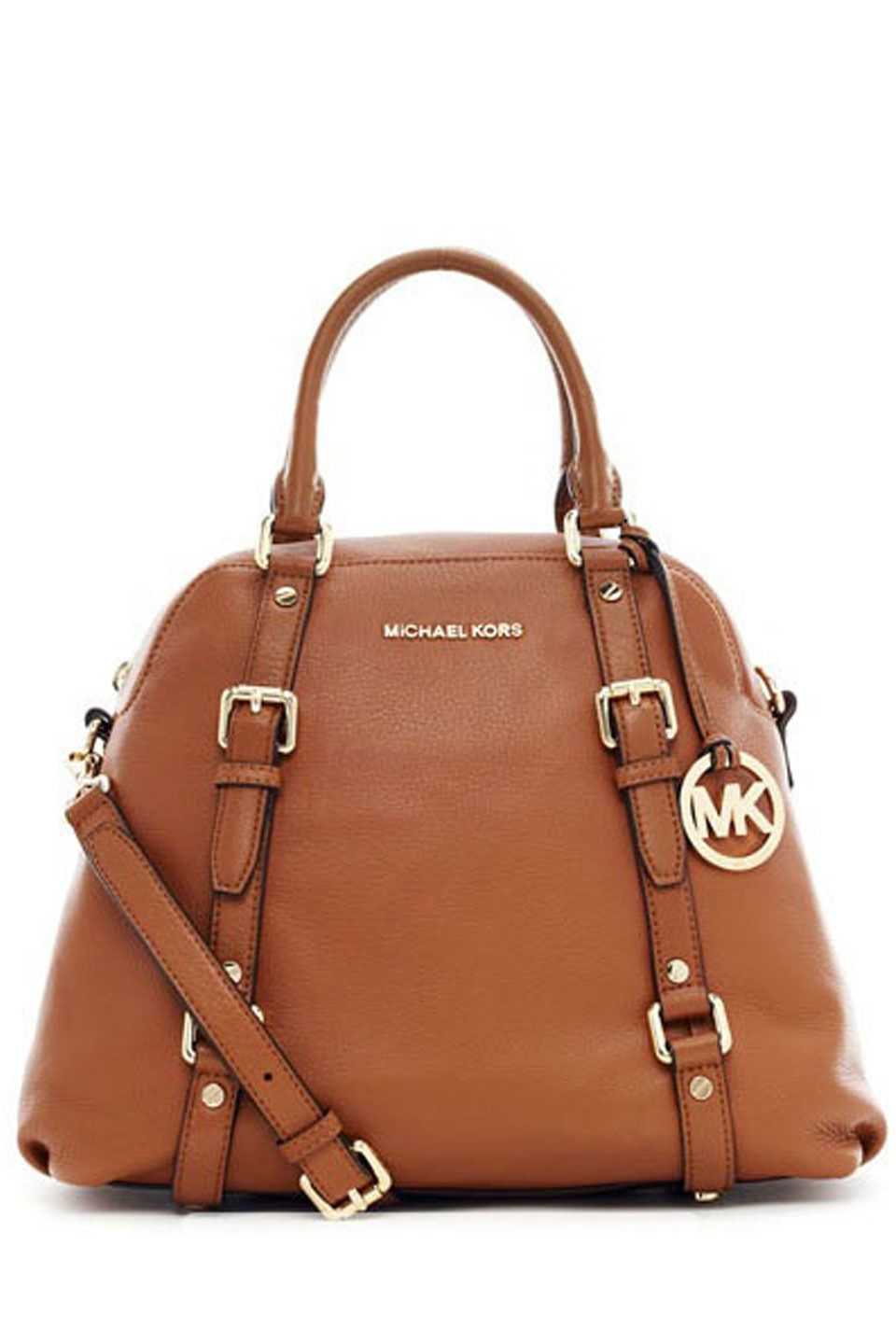 9983f1923493 MICHAEL Michael Kors Bedford Large Bowling Satchel - Beyond the Rack ...