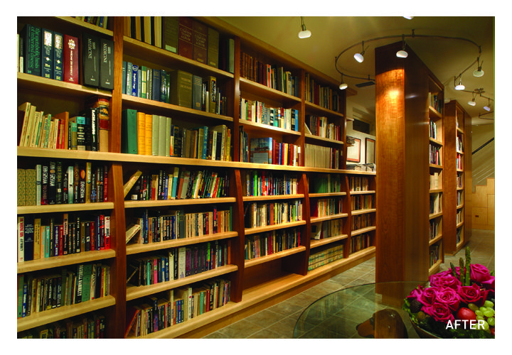Monday Makeover A Reader S Paradise Hartmanbaldwin Home