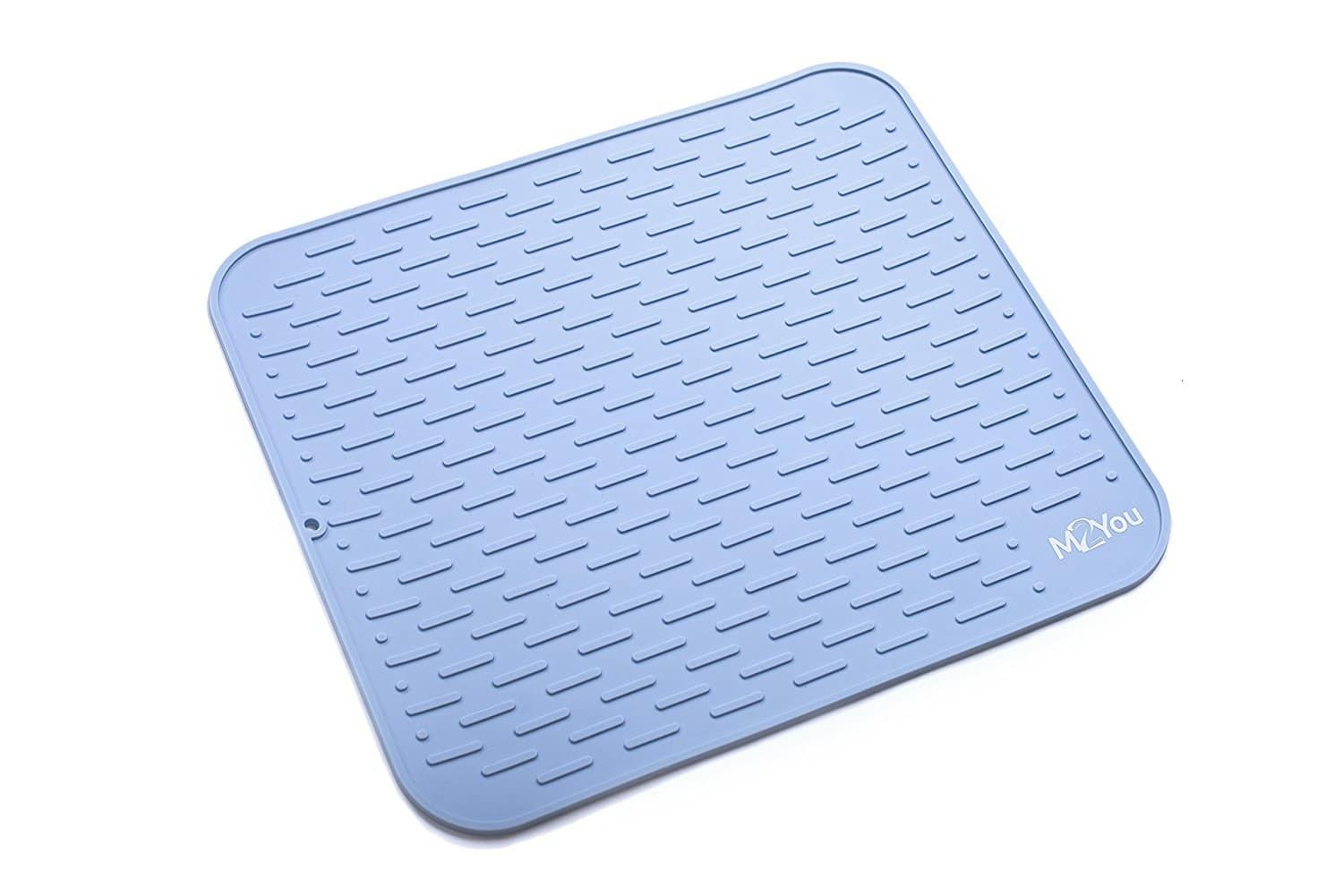 Top 10 Best Silicone Dish Drying Mats In 2020 Reviews Hqreview Dish Drying Mat 10 Things Dishes