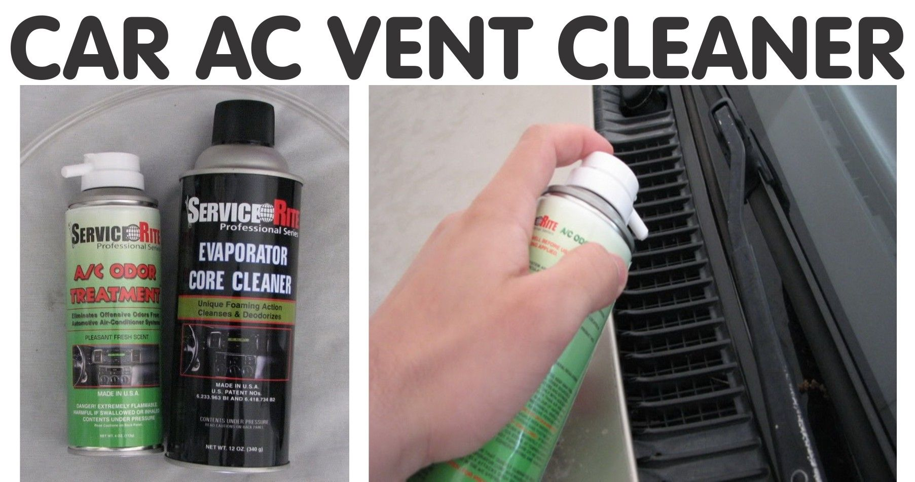 Use A Cleaning Product That Contains Enzymes To Clean Car