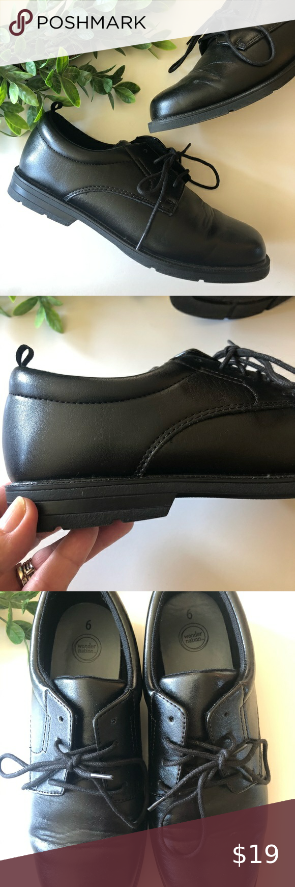 Last Chance Black Dress Shoes Sz 6 Black Dress Shoes Dress Shoes Shoes [ 1740 x 580 Pixel ]