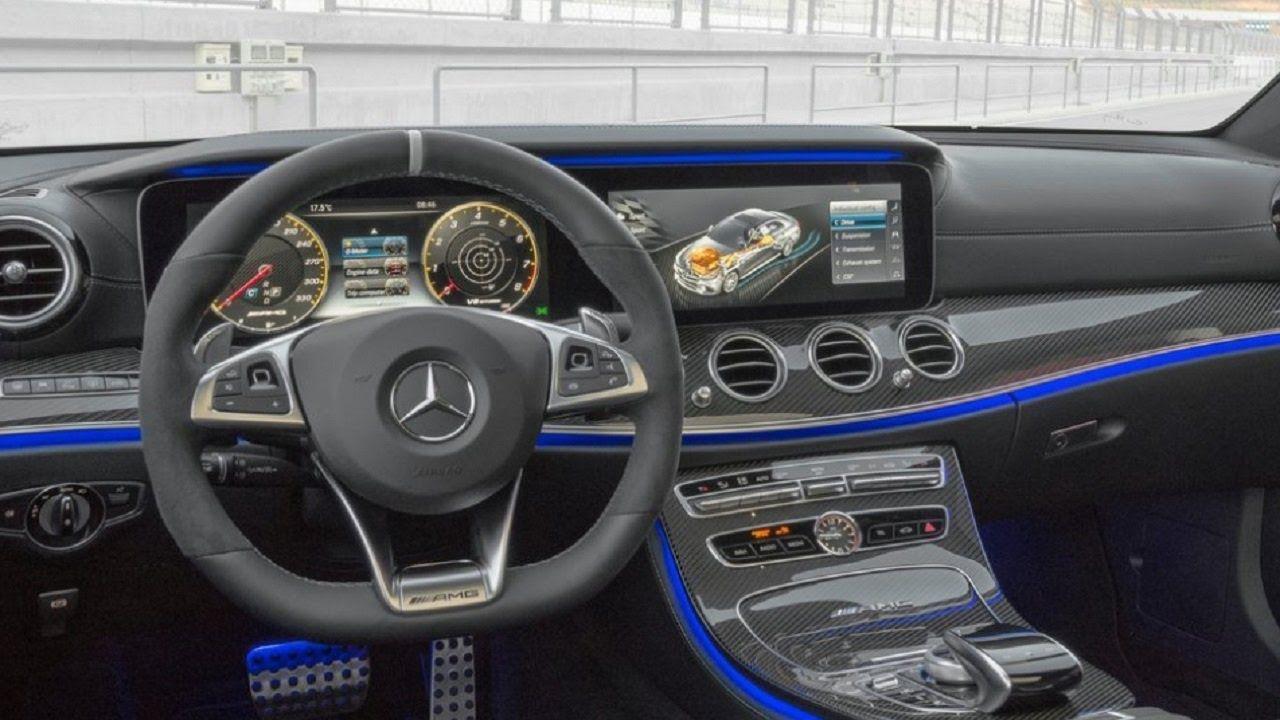 2017 Mercedes Amg E63 S Interior Mercedes Benz