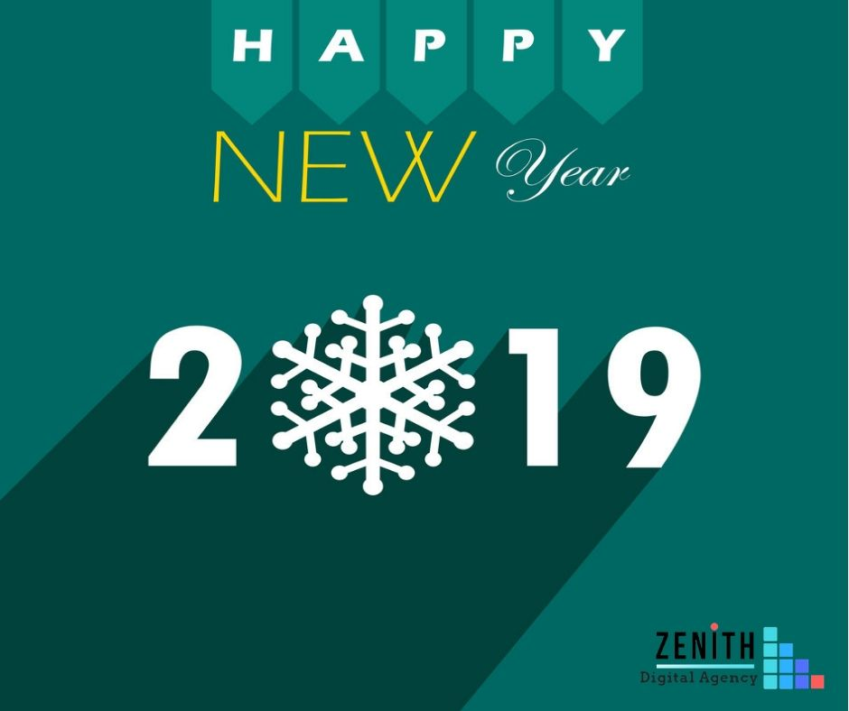 Zenith Digital Agency Wishes You All Happy New Year This Year