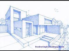 Como dibujar una casa san francisco chronicle freedrawinglesson architecture design sketchbook also rh pinterest