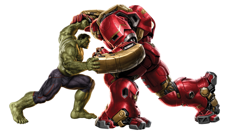 Lego Marvel Super Heroes The Hulk Buster Smash Review Set 76031