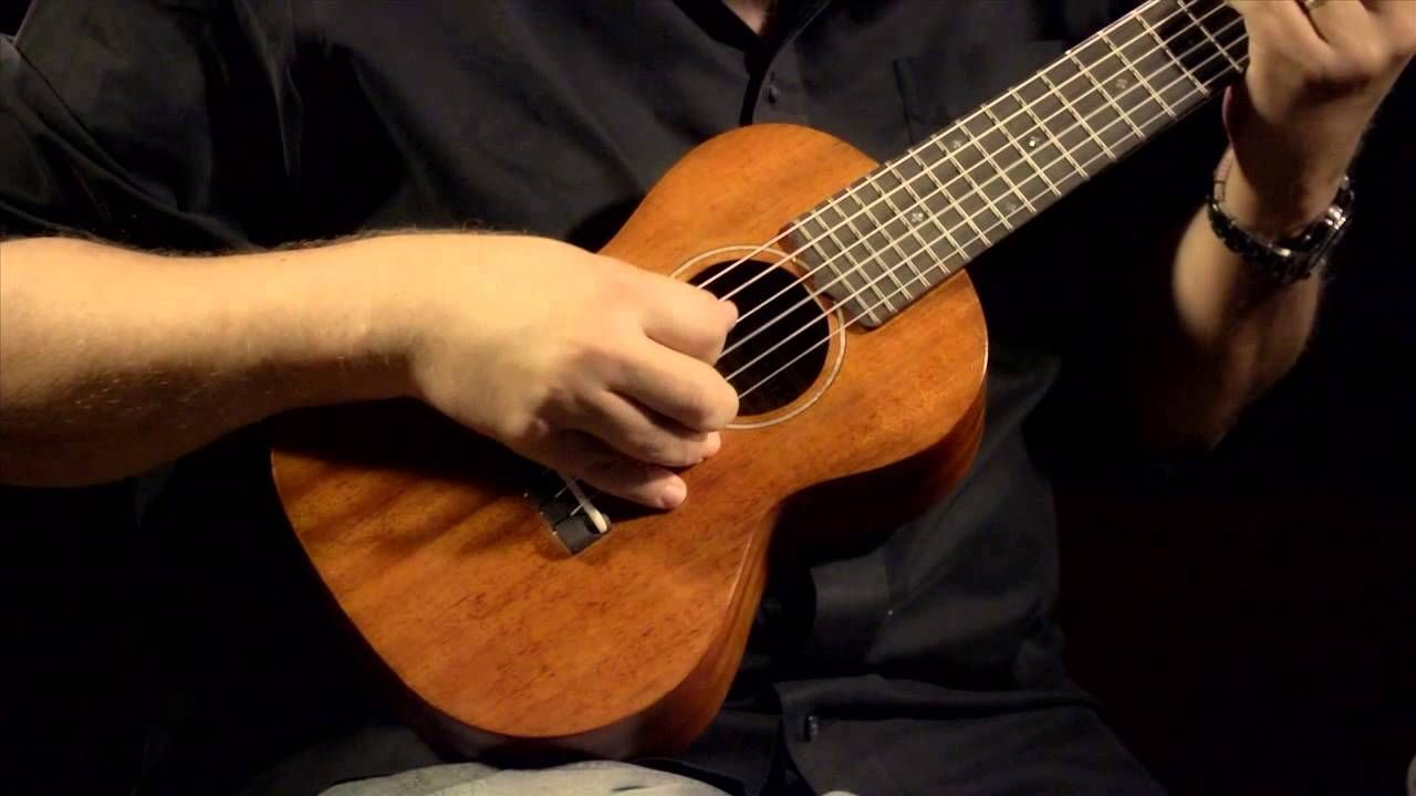 Gretsch® G9126 Guitar-Ukulele (A to A) Demo