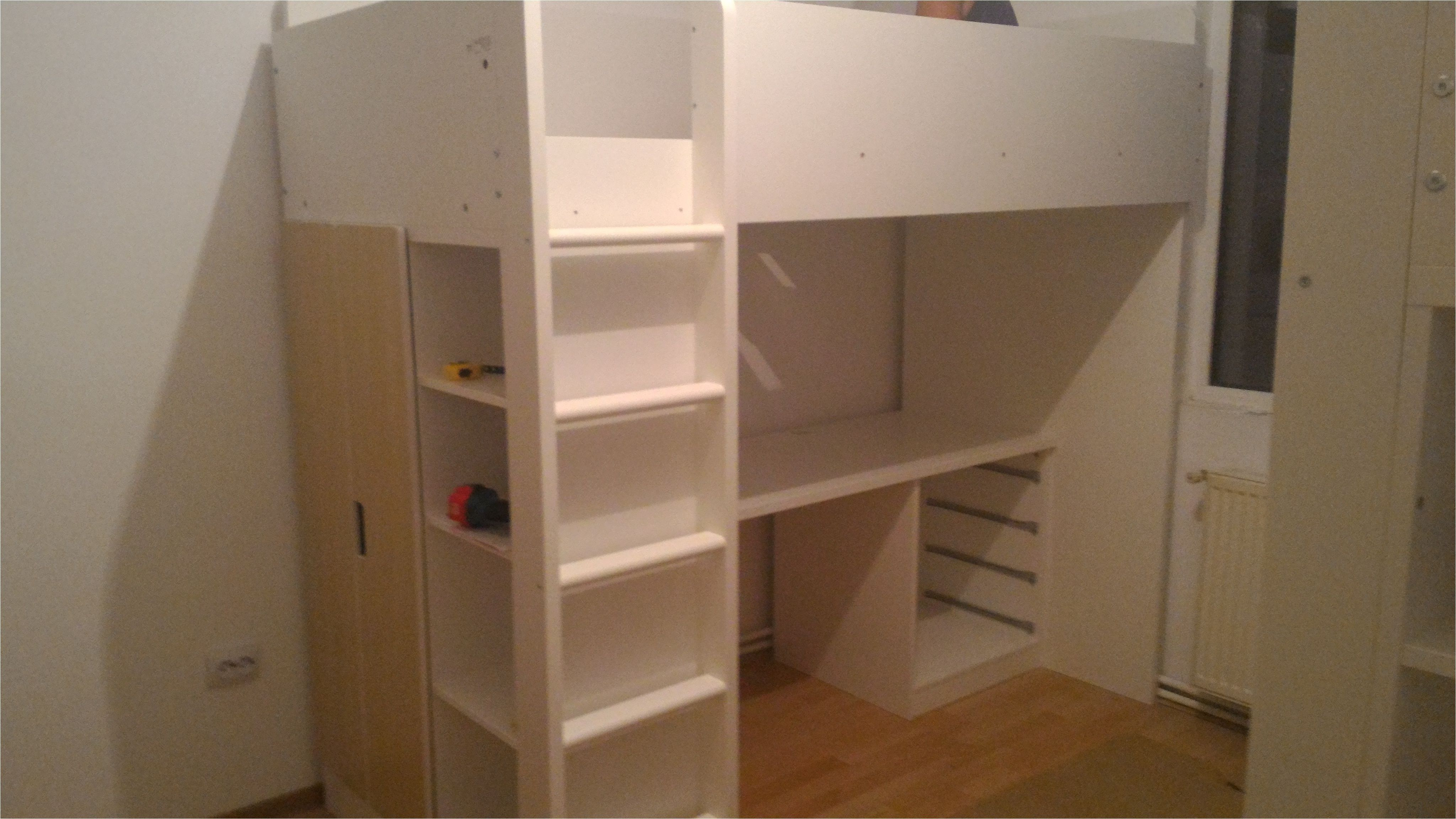 Ikea Stuva Loft Bed Hack Mirroring An Ikea Loft Bed Stuva Home