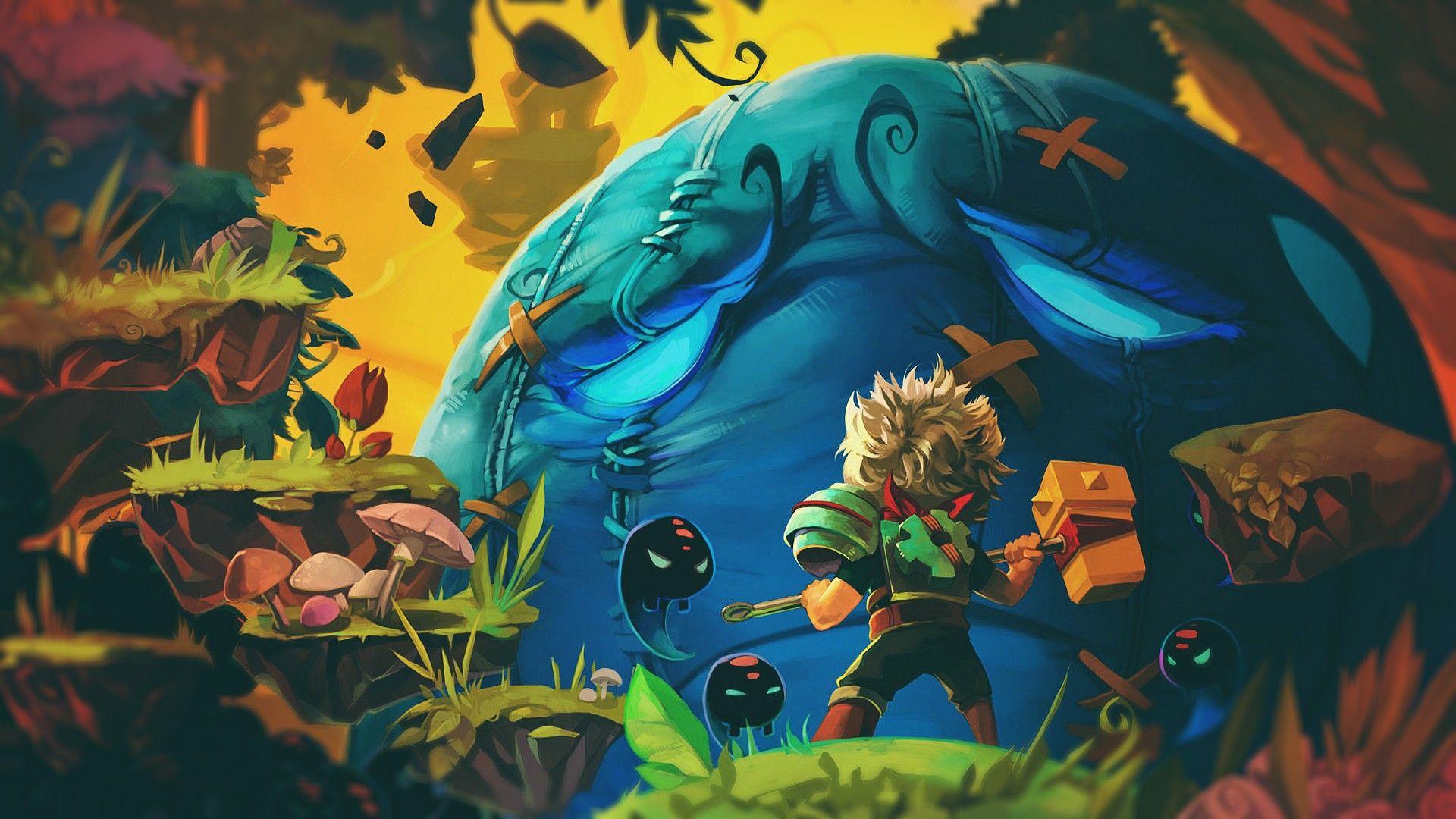 Bastion Video Games Artwork Wallpaper No 140781 Art Concept Art Gorgeous Art