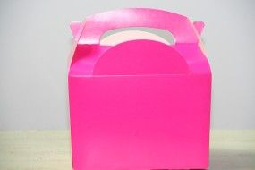 Pink Party Boxes