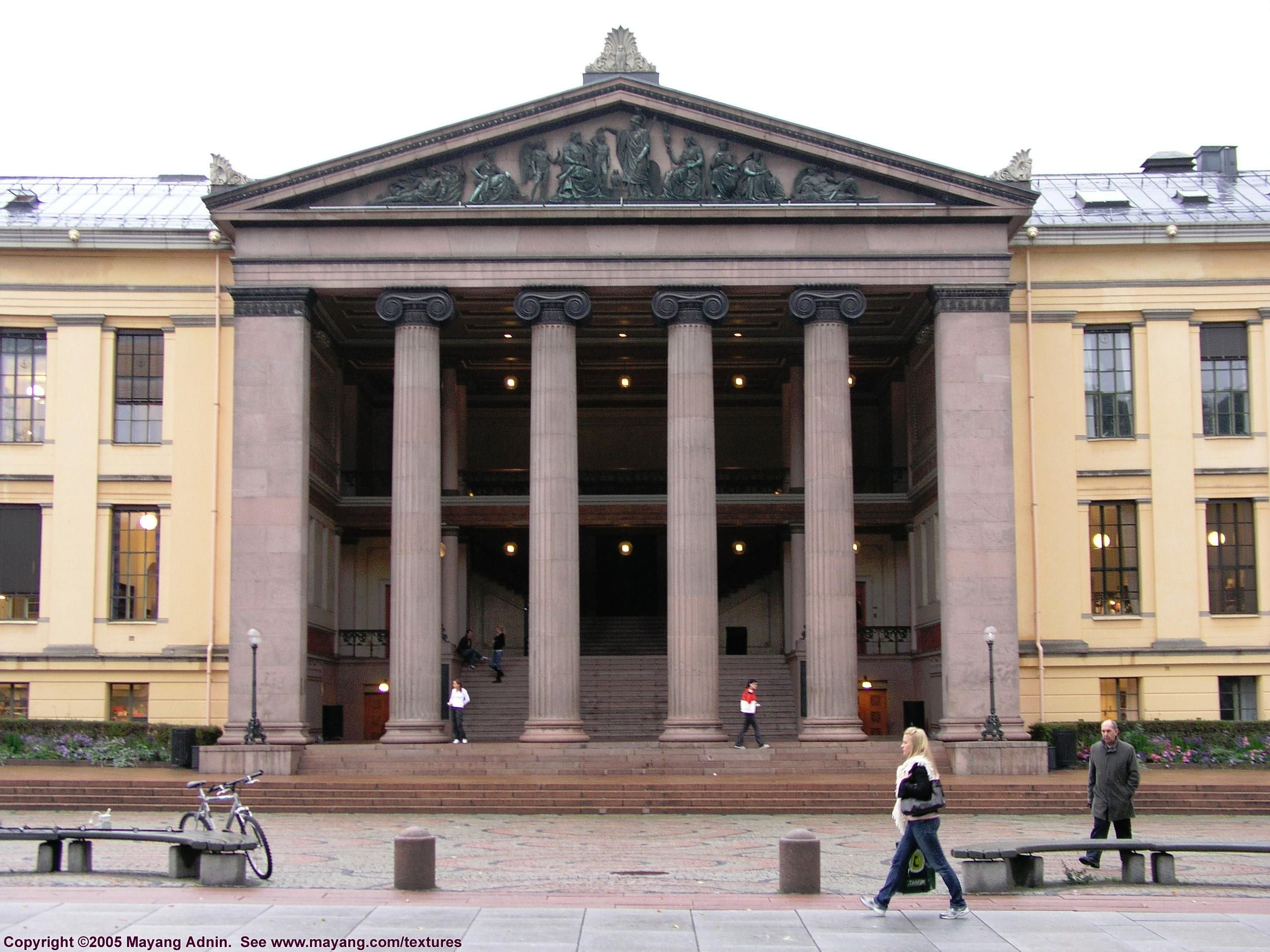 Modern Greek Architecture the oslo trading building in norway inspiredthe historical