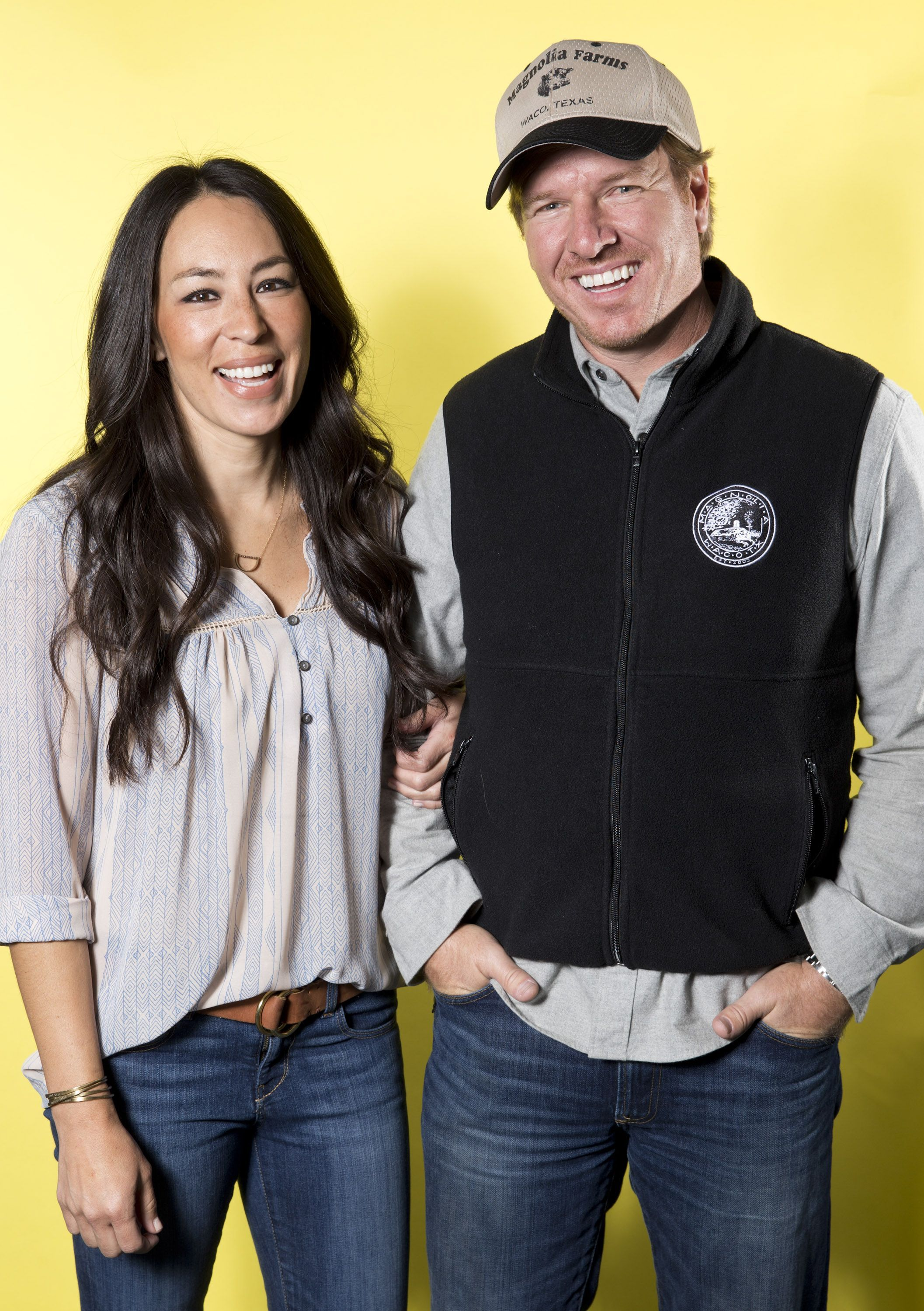 """NEW YORK (AP) — With all the joking and hamming for the camera that Chip Gaines does on """"Fixer Upper,"""" it's hard to believe that he initially was the shy half of the husband-and-wife duo that's garnered huge fans and ratings for HGTV."""