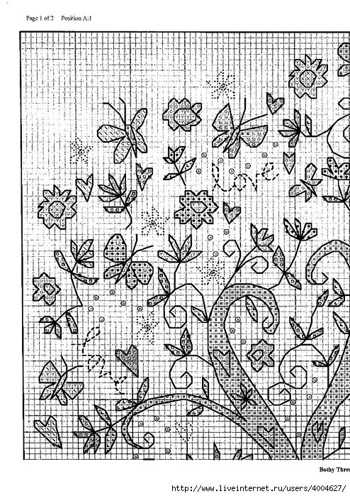 Схемы вышивки bothy threads gorjuss скачать бесплатно | схемы.