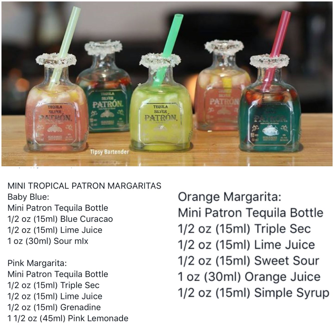 These are amazing !! | DIY Faves | Pinterest | Taco bar, Alcoholic ...