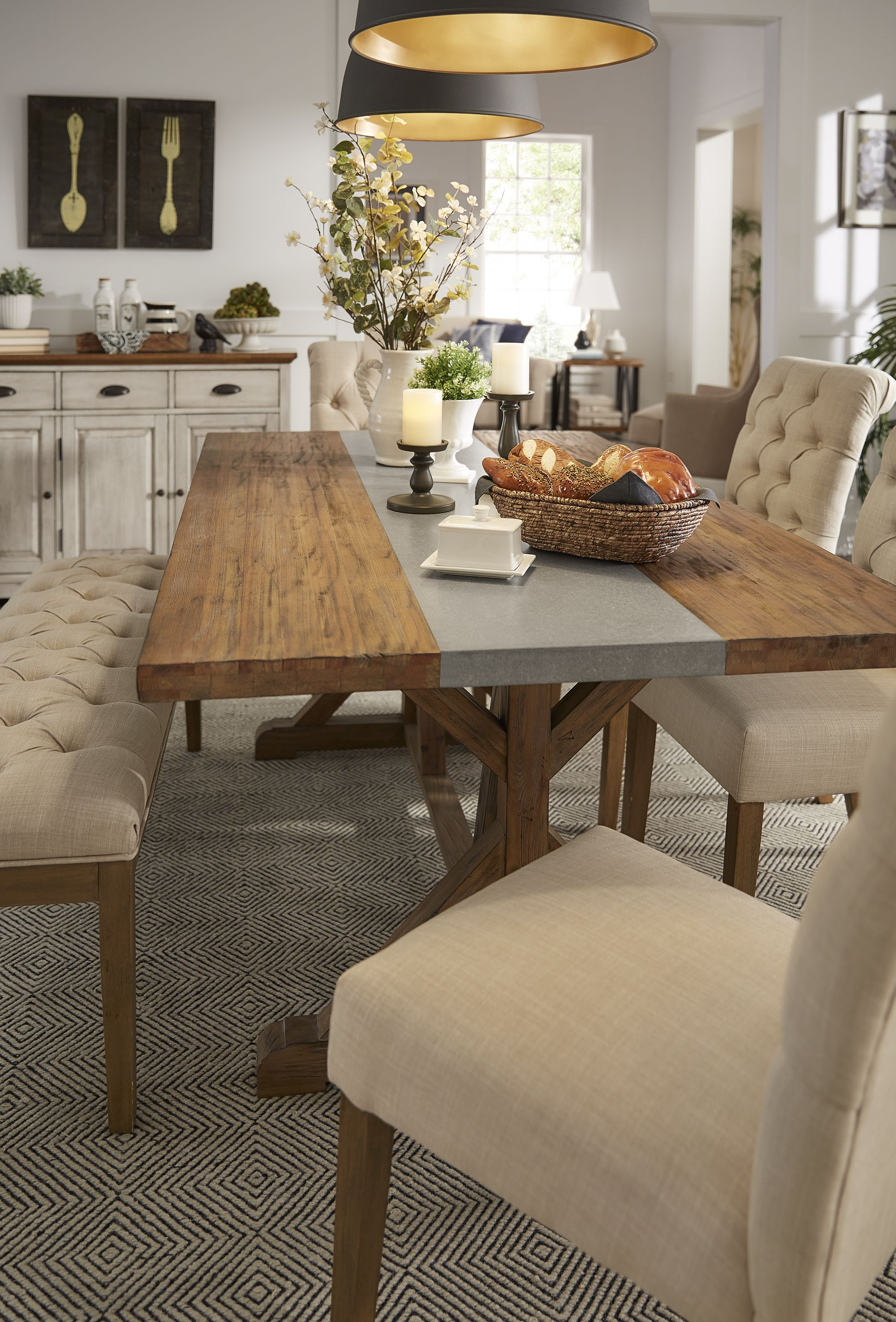 42+ Pine wood dining room sets Trending