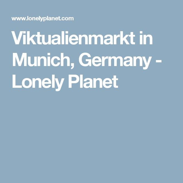 Viktualienmarkt in Munich, Germany - Lonely Planet
