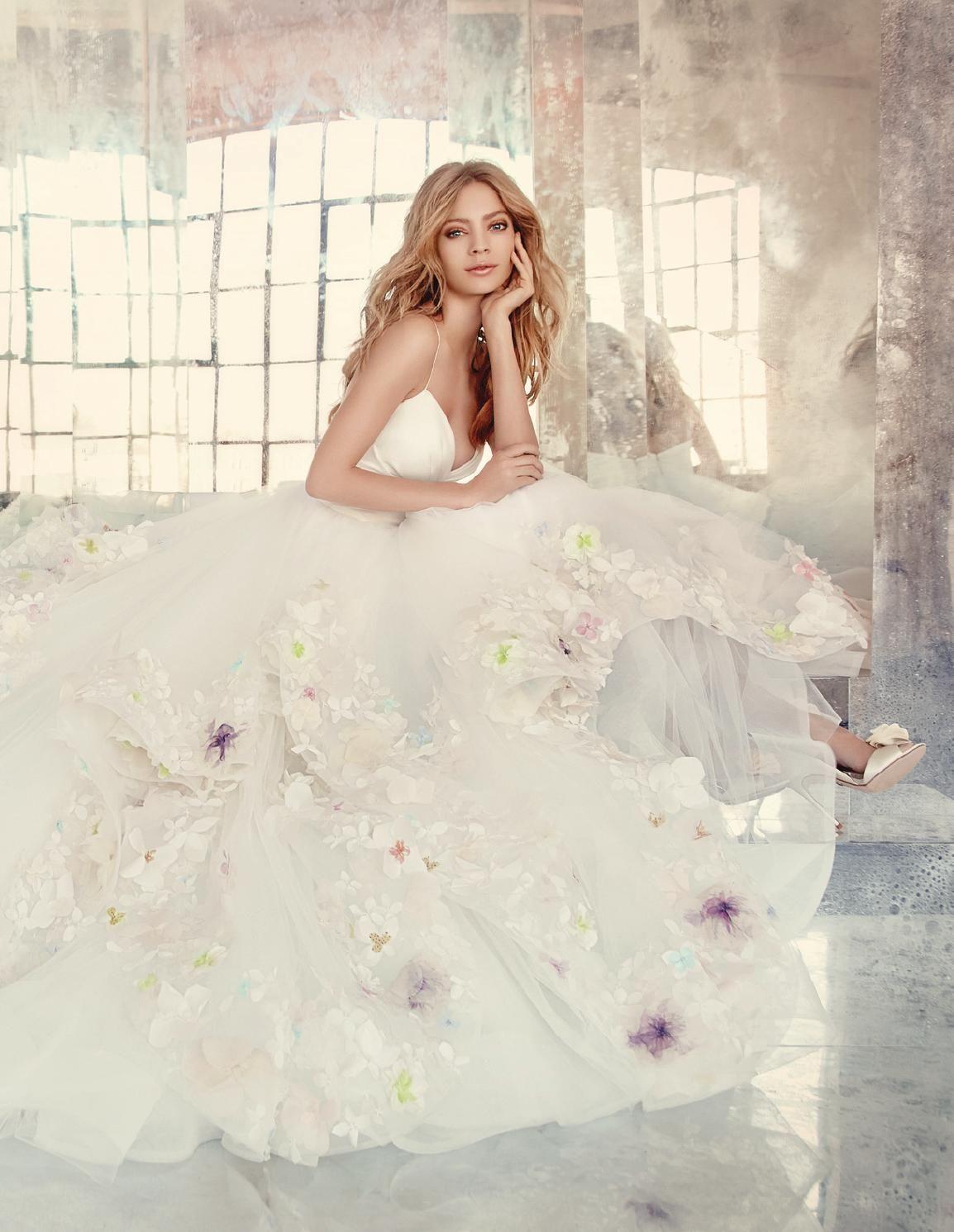 The Knot Spring 2016 Bridal dresses online, Bridal