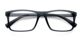 42d3ff8c56c4 Matte Gray Persian - Classic Plastic Eyeglasses